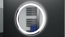 Badspiegel Designo Rund MAR111 mit A++ LED