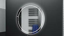 Badspiegel Designo Rund MAR112 mit A++ LED