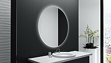 Badspiegel Designo Rund MAR113 mit A++ LED