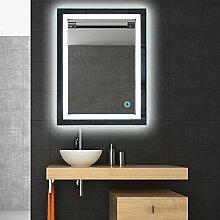 Badspiegel LED Beleuchtung Wandspiegel