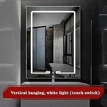 Badspiegel LED-Rahmen ohne Rahmen, Portierung mit