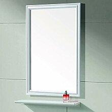 Badspiegel mit Ablage Gäste WC Deko Bad Möbel