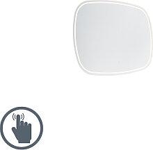 Badspiegel mit Touchdimmer inkl. LED - Miral