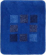 BADTEPPICH Blau 50/60 cm