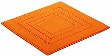 Badteppich Feeling Vossen Farbe: Orange