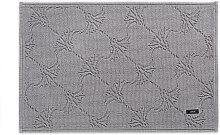 BADTEPPICH Graphitfarben, Grau 50/70 cm