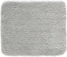 BADTEPPICH Grau 55/65 cm