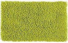 Badteppich Grün Limette Flokati Nevada Aquanova,