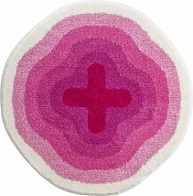 Badteppich Karim Grund Größe: 90 x 90 cm, Farbe:
