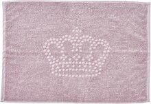 Badteppich Lenore Zipcode Design Farbe: Rosa