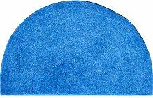 Badteppich Lex Grund Farbe: Blau
