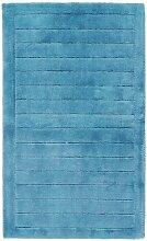 Badteppich Line Egeria Farbe: Blau