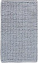 Badteppich Luka Aquanova Puderblau 60x60, 60x100