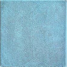 Badteppich Marla Grund Farbe: Türkis