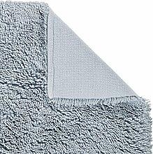 Badteppich Mezzo Aquanova Puderblau 60x60 60x100