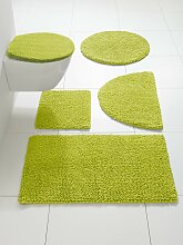 Badteppich mit hohem Schlaufenflor 1, ca. 45/50 cm