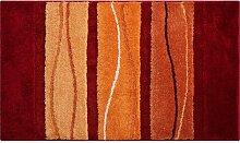 Badteppich Orly Grund Größe: 70 x 120 cm, Farbe: