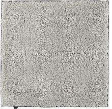 BADTEPPICH Platinfarben 60/60 cm