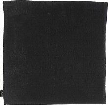 Badteppich Primo Pfister Farbe: Schwarz