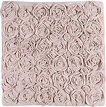 Badteppich Rose Aquanova Pastellrosa, Größe:60x60