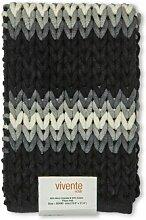 Badteppich Tresse SGreenandSons Farbe: Grün