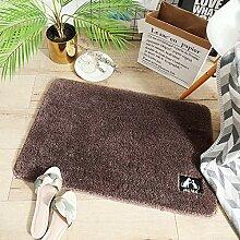 Badteppiche Weiche Shag Teppich Küche Teppich