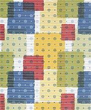 Badvorleger Aquamat Antirutsch Matte Bodenbelag, Bad Garten Küche, Maler Tapete, Größe wählbar (250x65 cm)