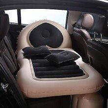 Baeoy Auto aufblasbares Bett mit Auto-hintere