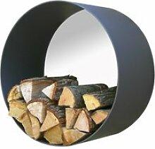 Baest - Rack X Holzwiege, Stahl, schwarz
