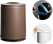 Baffect Mülleimer Abfalleimer mit Flip Deckel