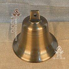BAGEHAN Buddhismus bronzene Glocke Kupfer Bronze
