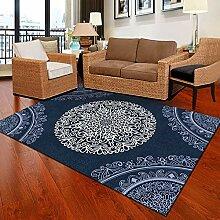 BAGEHUA Teppich Für Wohnzimmer Weiche Teppiche