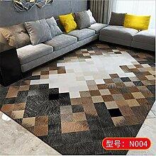 BAGEHUA Teppich Teppich Mat Modern Light