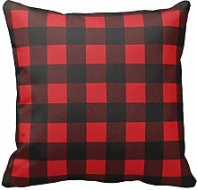 Bags-Online Trendy Plaids Lattice Design in Red