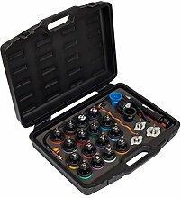 Bahco be400p24–Set für Kontrolle Circuit Kühlung, 24Teilen
