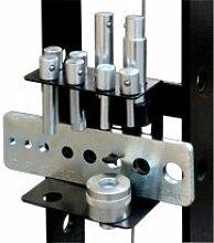 Bahco BH730Doppel Presse wasserkraftwerksprojekte mit Pumpe Geschwindigkeit 30tn