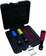 Bahco bwss12p3l Set Becher Auswirkungen für Räder 17, 19und 21mm L
