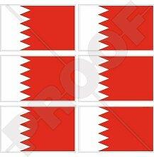 BAHRAIN Bahraini Flagge Arabisch 40mm Mobile,