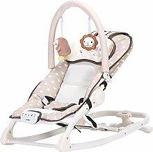 BAIDEFENG Baby Elektrische Schaukelwiegen,