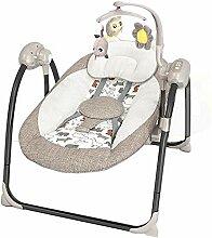 BAIDEFENG Elektrische Babyschaukel, Infant