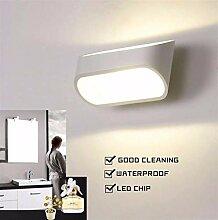BAIF 5W LED Wandlampe Badezimmer wasserdichte