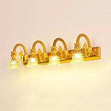 BAIF Badezimmerspiegelleuchten LED Kristallspiegel