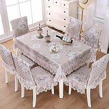 BAIF Country Polyester Cotton Tischdecke