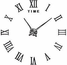 BAIF Multi-Clocks Wandwecker Uhren Englisch Zahlen