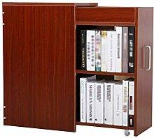 BAIF Schubladentyp Kleines Bücherregal Einfaches