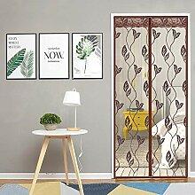 BAIF Türvorhang mit Moskitostreifen, Tür mit