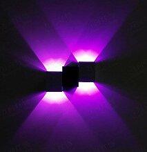BAIF Wandlampe Led Wandlampe Schlafzimmer