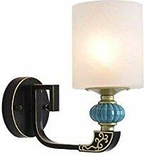 BAIJJ Chinesische Wandlampe Wohnzimmer Modernes