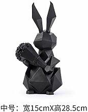 Baijoery Das Kaninchen Tier Ornamente
