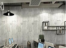 Baikoushuo PVC Holz Tapete Für Wände 3D Rolle
